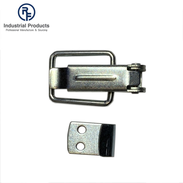 Zinc Plated Toggle Latch without Key Hole
