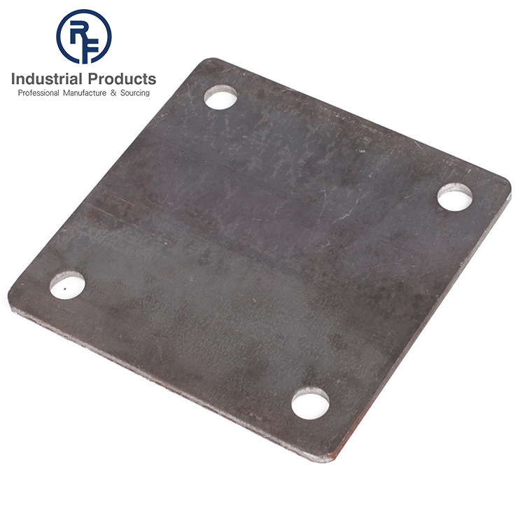 3'' OEM Style Steel Square Base Punch with Four Holes
