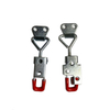 Seel Zinc Plated Toggle Clamps With Or Without Lock