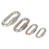 Zinc Coated Adjustable Steel Quick Chain Link