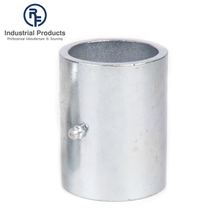 Wholesale Tube Fence Fitting Pipe Connector with Grease Zerk