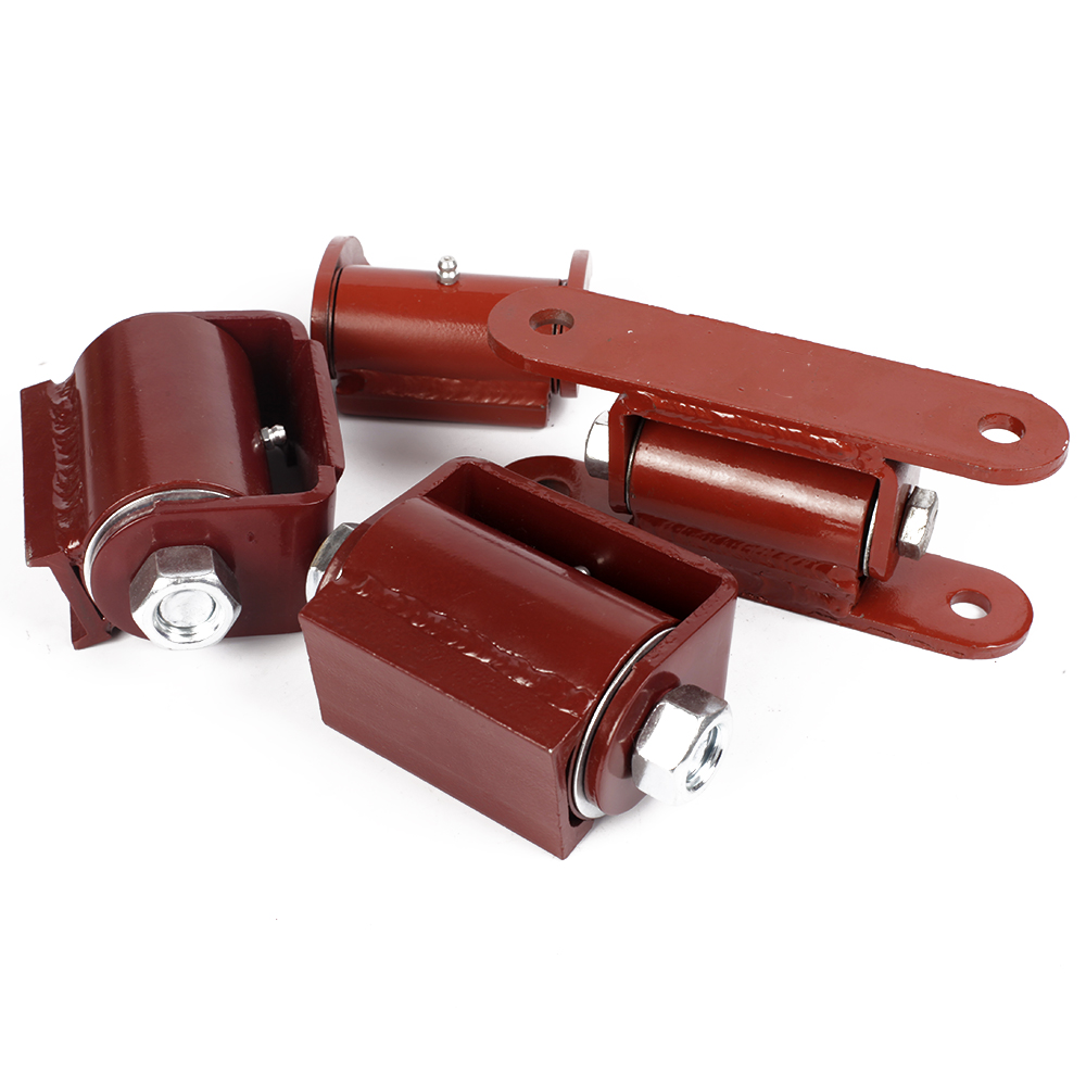 Heavy Duty Primed Flat Mount Gate Hinges