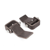 Weld on Formed Strap Trailer Hinges