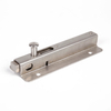 Stainless Steel Sliding Lockable Bolt Gate Latch